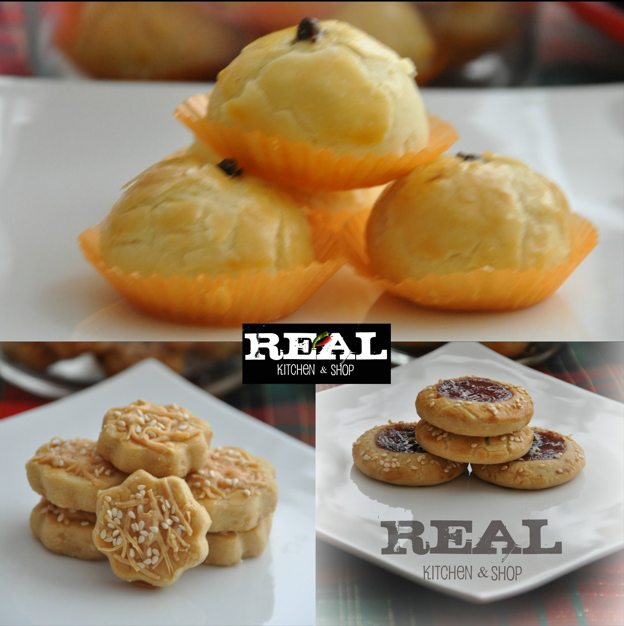 COOKIES² made in REAL Kitchen