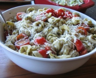 Feta Cheese Pasta Primavera Salad Recipe
