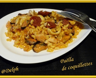 Paëlla de coquillettes