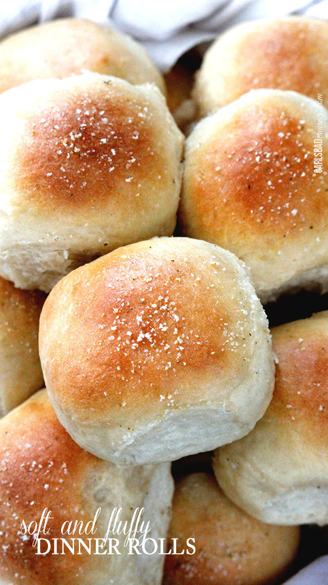 Perfect Soft and Fluffy Dinner Rolls