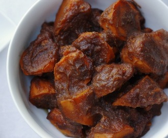 Candied Yams (or Sweet Potatoes)