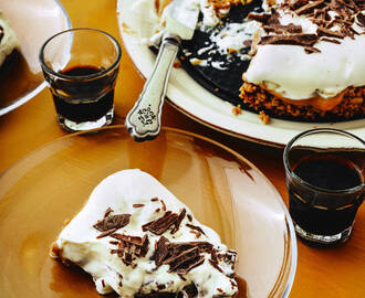 Banoffee pie – recept