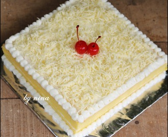 SIMPLE CLASSIC CHEESE CAKE