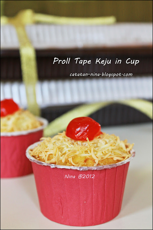 PROLL TAPE KEJU IN CUP