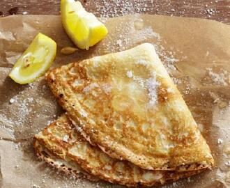 Basic French Crepes Recipe