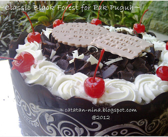 CLASSIC BLACK FOREST FOR PAK PUGUH