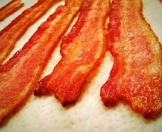 Oven - Baked Bacon