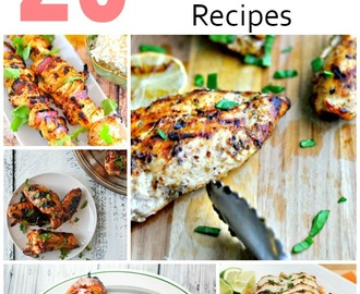 The Best Grilled Chicken Recipes