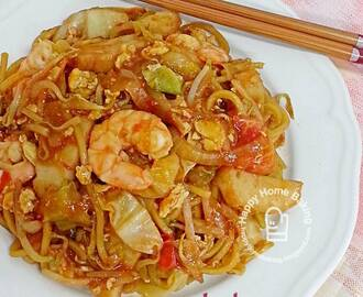 Chinese style Mee Goreng