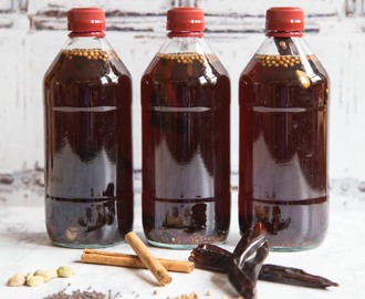 How to Make Pickling Vinegar for Chutneys & Pickles
