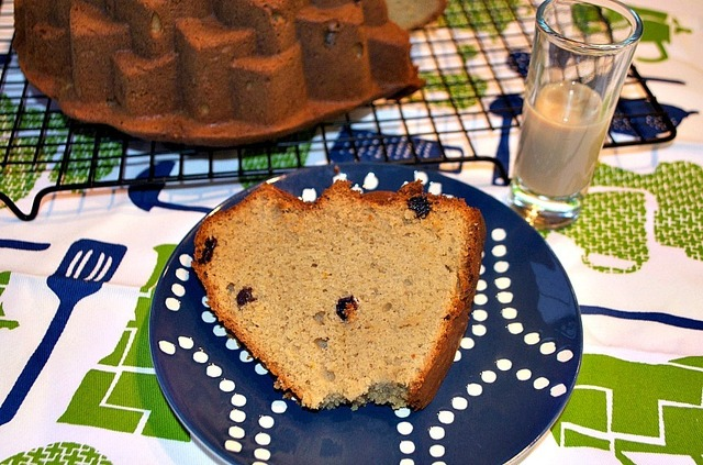 Coffee Baileys Bundt Cake #BundtBakers