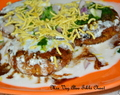Mix Veggie Aloo Tikki Chaat