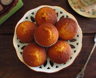 Milk muffins | Food From Portugal