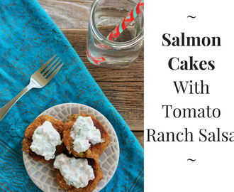 Salmon Cakes – Simple and Delicious Salmon Cakes