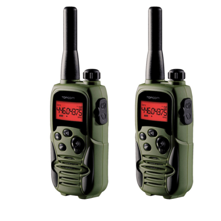 Topcom twintalker 9500 airsoft ed.