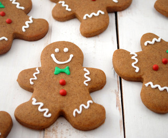 November 21 is National Gingerbread Cookie Day