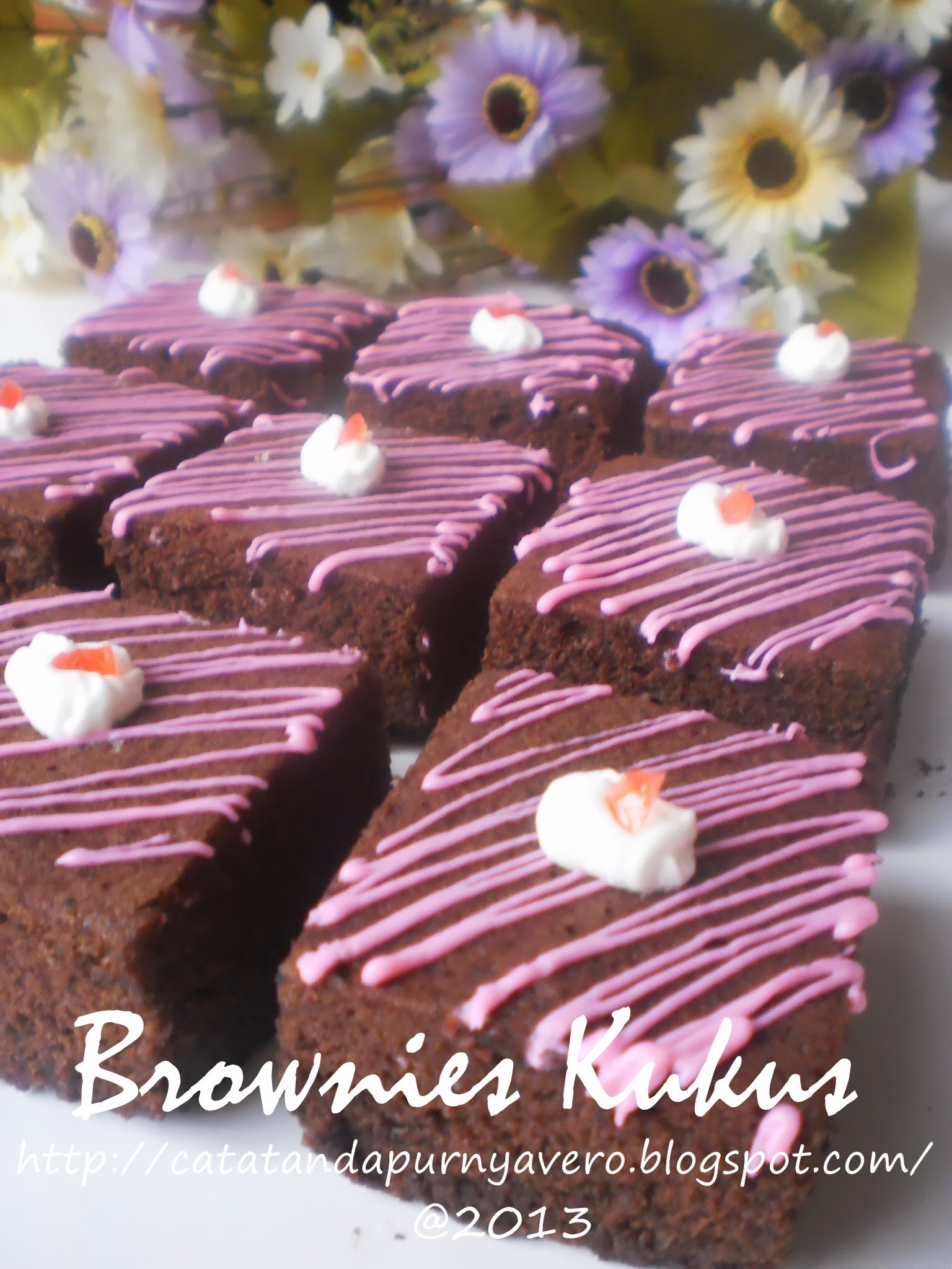 Brownies Kukus