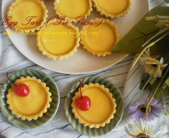 Egg Tart ( Pie Susu )