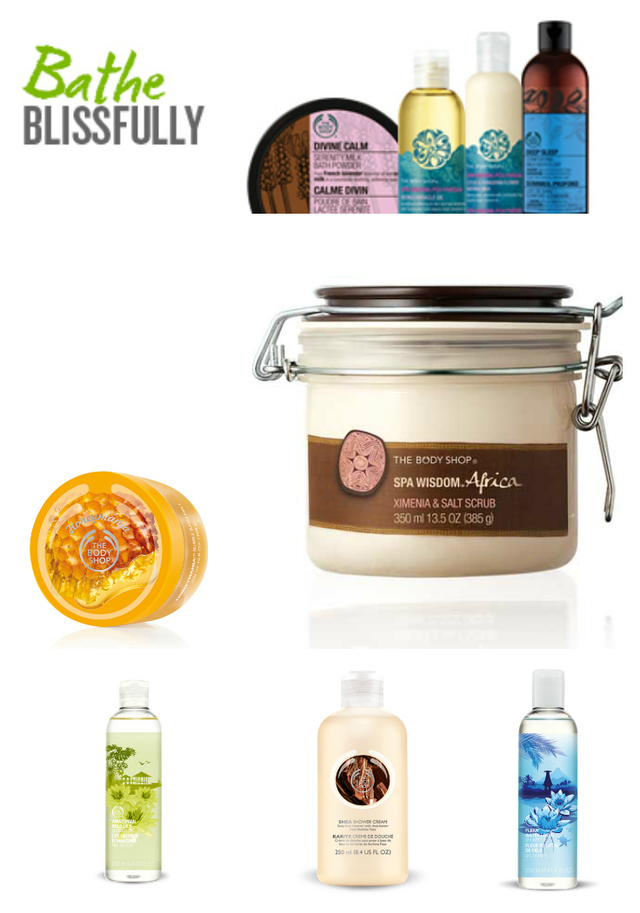 Body Shop Black Friday and Save 40% off Today