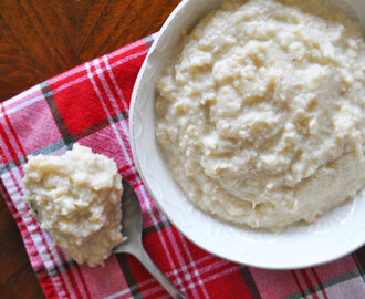 Ultimate Slow Cooker Mashed Cauliflower