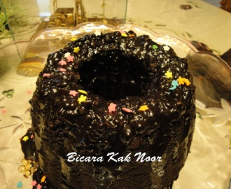 Double Choc Moist Steamed Cake Fav Didi