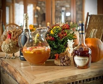 Thanksgiving Apple Cider Brandy Punch