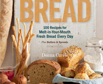 The Virtual Potluck Reunion Tour: A Make Ahead Bread Mega Giveaway
