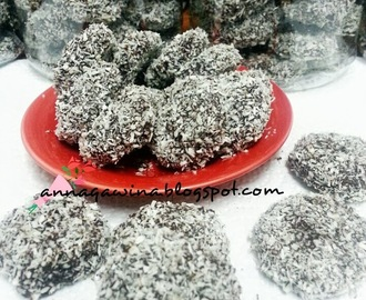 12 RAMADHAN 1434H : SNOW ALMOND COOKIES
