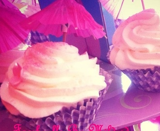 cupcake holidays, ou cupcake nutella chantilly
