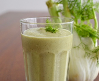 Simple comme mon smoothie de printemps
