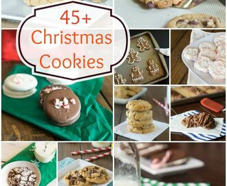 45+ Christmas Cookies and a Kitchen Aid Stand Mixer Giveaway