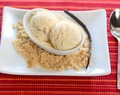 Brown Sugar Vanilla Bean Ice Cream