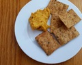 Butternut Squash and Tahini-Yogurt Dip