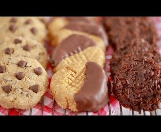 3 No Bake Cookies - Gemma's Bigger Bolder Baking