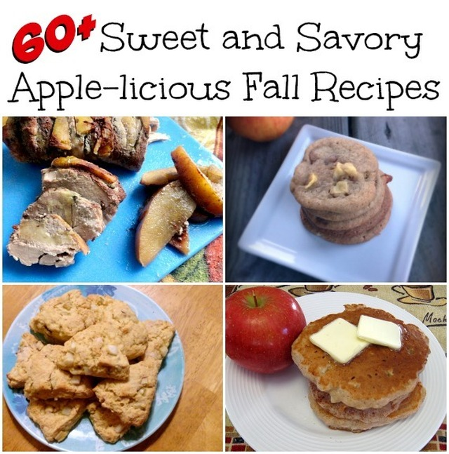 An Apple (or Two) a Day – 60+ Sweet & Savory Yummy Applelicious Recipes