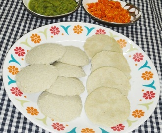Quinoa idli recipe | How to make quinoa idli