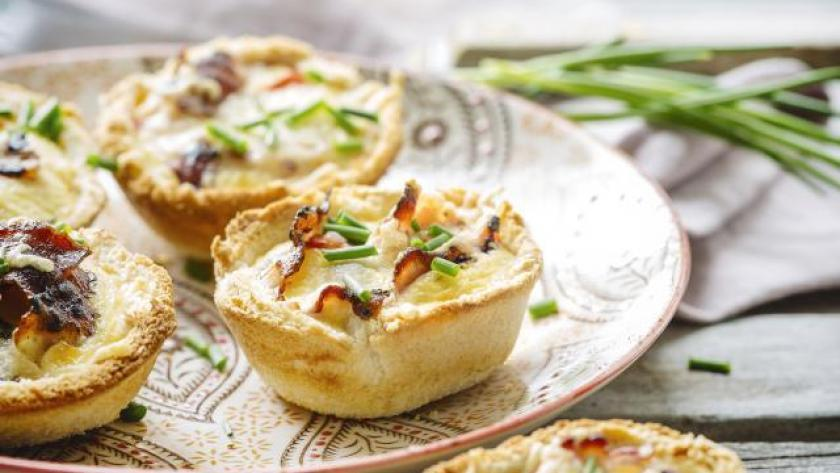 Comfort food: quiches voor iedereen