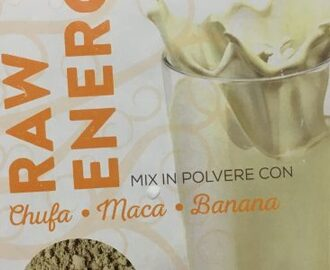 Raw Energy Chufa-Maca-Banana