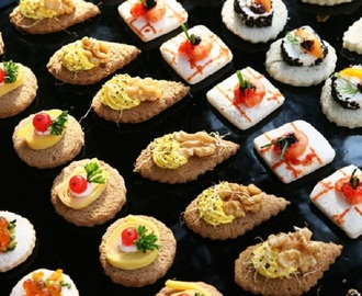Holiday Entertaining with Finger Foods