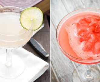 7 varianter av drinken Daiquiri