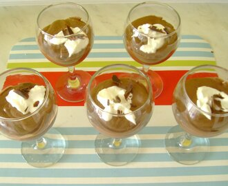 Delectable Chocolate Mousse - Can you say no?