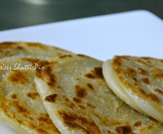 Parotta Recipe | Tiffen Recipes