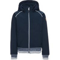 NAME IT Kids Alfa Softshell Jacket Man Blå