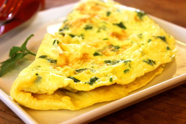 This Mind Blowing Banting Omelet Will Literally Make You Drool! Recipe Included