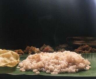 HOW TO COOK KERALA ROSE MATTA RICE