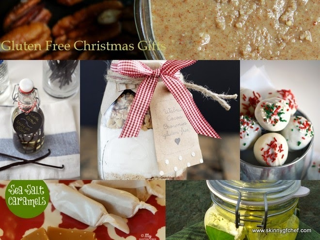The Best Gluten Free Christmas Gifts, Gifts in a Jar, Paleo Bread and Savoring Saturdays Party