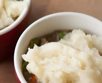 Individual Shepherd's Pie Recipe