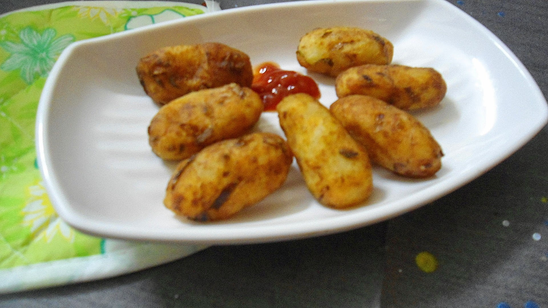 Potato Kofta | Easy Potato Balls | Snack Recipe