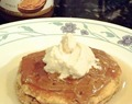 Biscoff and Gingerbread Pancakes