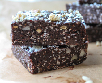 Mom's Health Fudge – Gluten Free